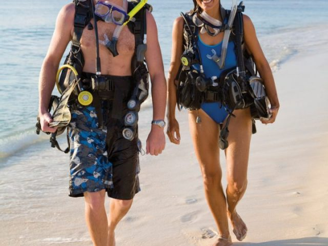 Buceo Playa